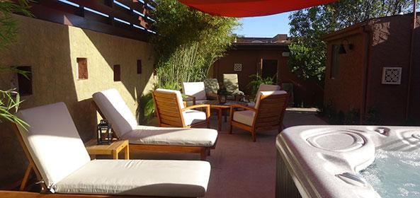 Day Spa Package | Sedona Spa | Sedona Massage | Sedona AZ